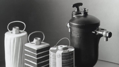 90 years of Bosch fuel filters
