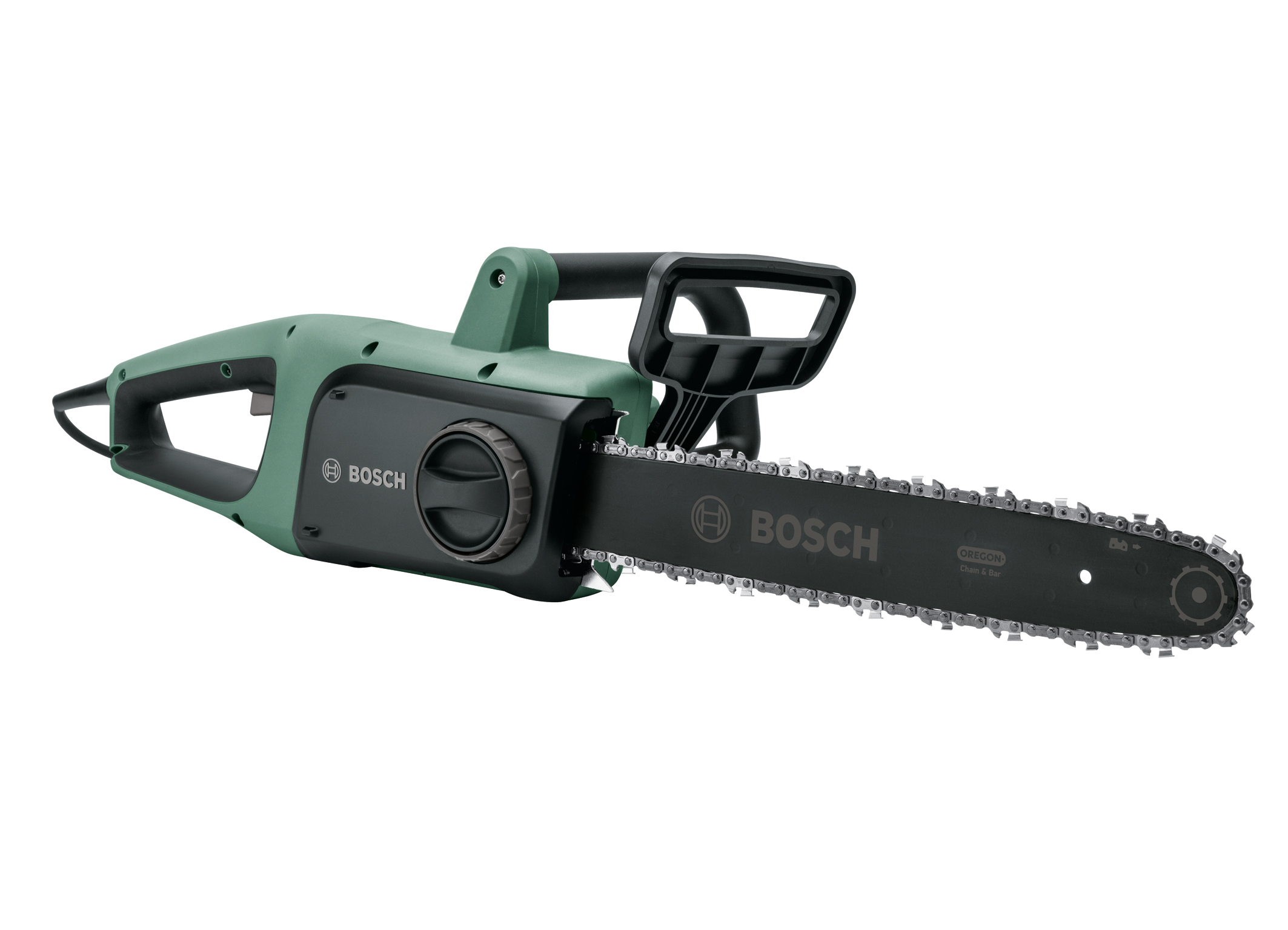 Clean, fast and convenient: Two new chainsaws from Bosch