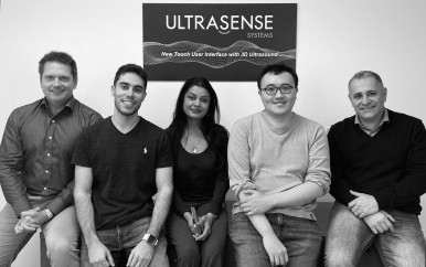 UltraSense Systems Teamleitung