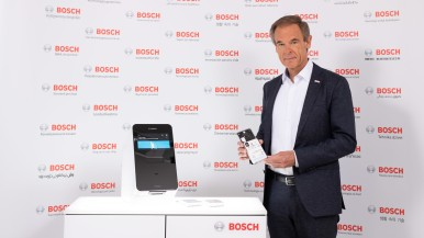 In the coronavirus crisis, Bosch is committed to both technological innovations  ...