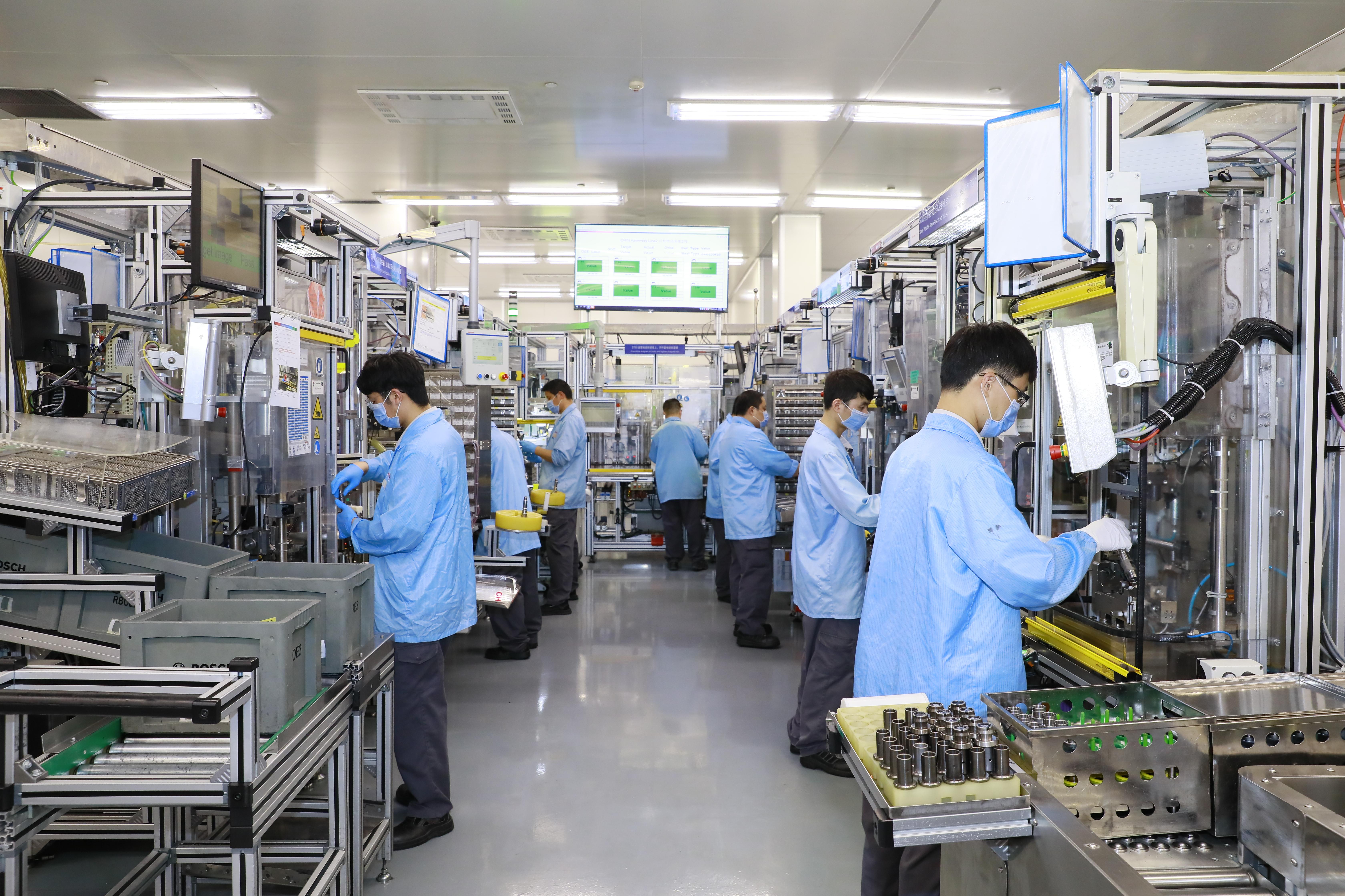 Coronavirus pandemic: preparing for gradual manufacturing ramp-up