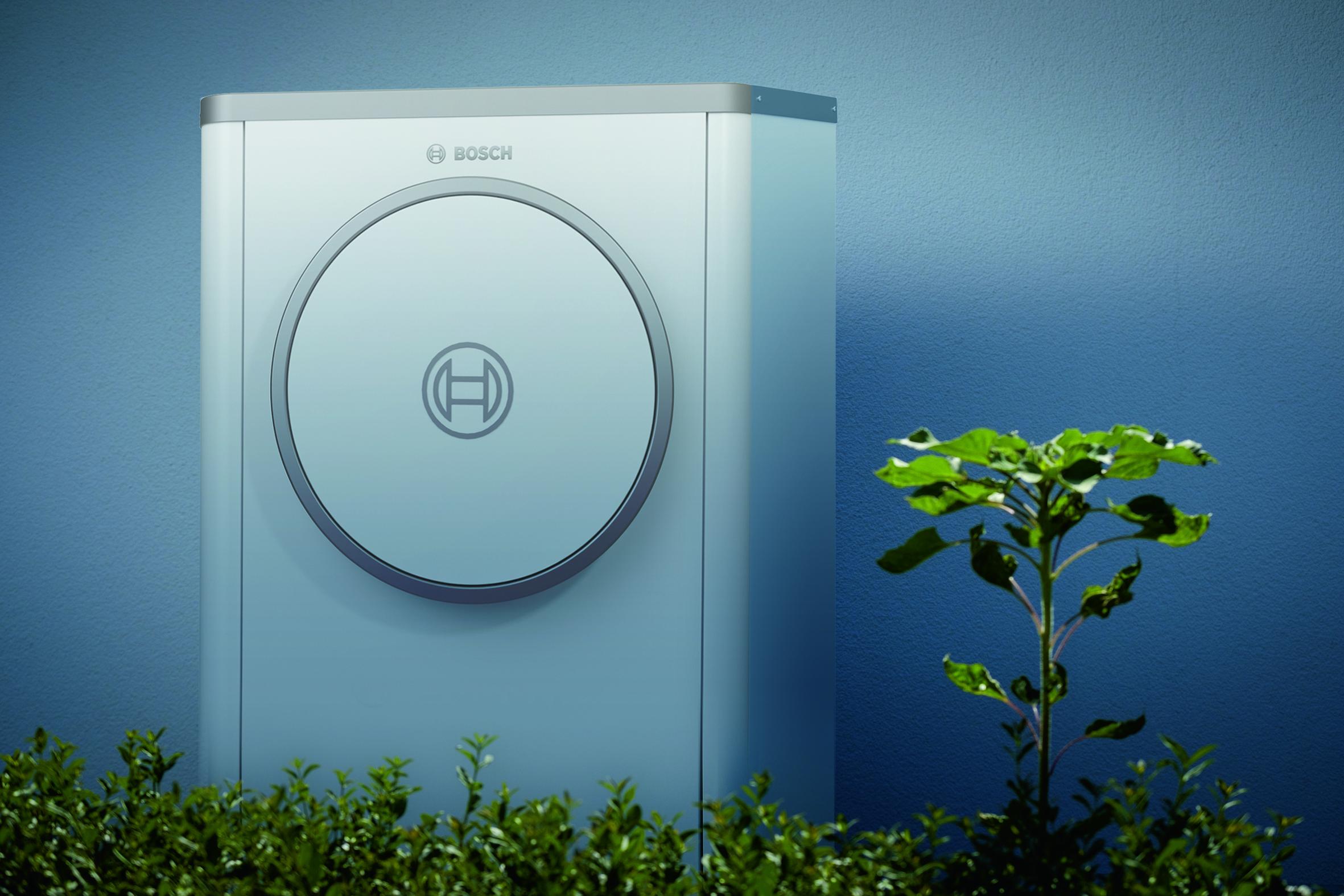 Elektrifizierung des Produktportfolios: Thermotechnik