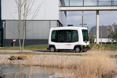 Projekt 3F stellt Ergebnisse für automatisiertes Fahren im Niedergeschwindigkeitsbereich vor.