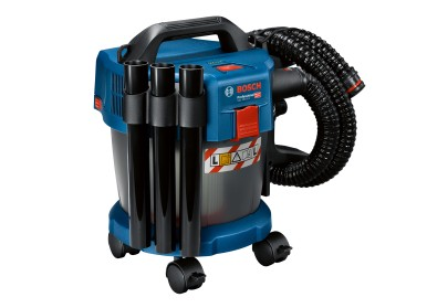 Even better wet/dry extractor due to user feedback: GAS 18V-10 L Professional from Bosch for pros