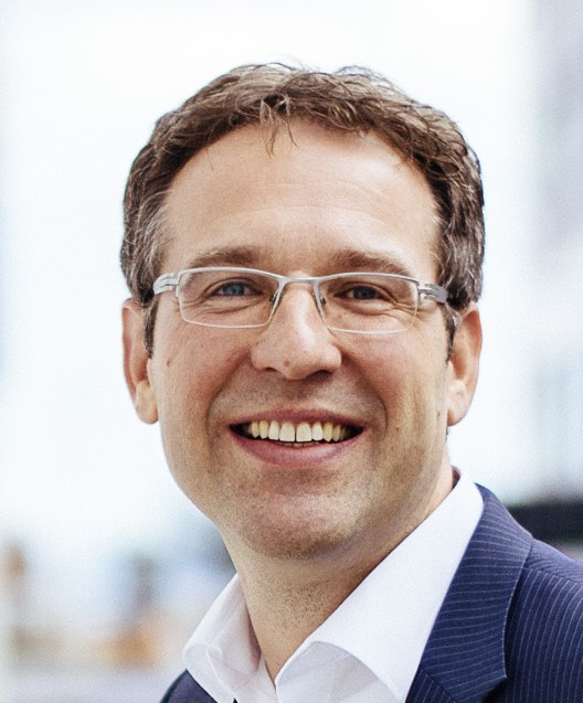 Breaking new ground with start-ups: Andreas Leinfelder focuses on added value for users