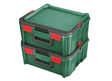 Clear storage of tools and accessories: Bosch expanding SystemBox product range  ...