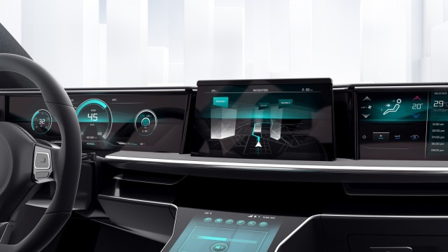 Bosch Future Cockpit