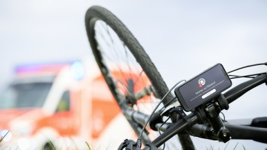 The digital companion for greater safety on eBikes