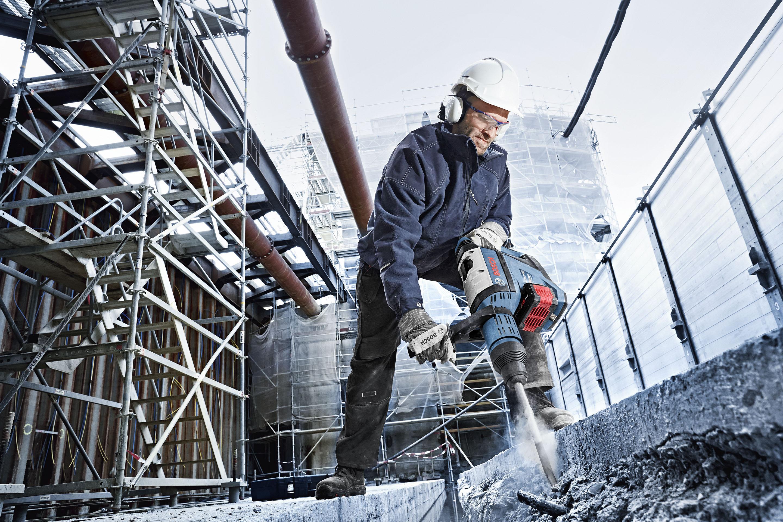 Konsequenter Fokus auf die Bedürfnisse der Verwender: Bosch-Innovationen steigern die Produktivität im Handwerk