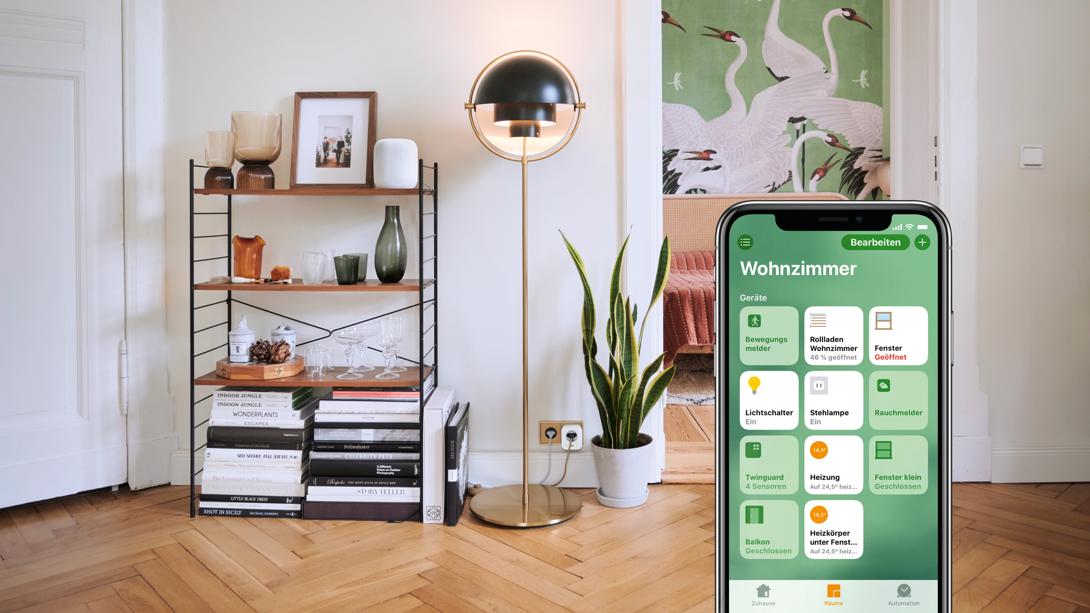 Bosch Smart Home HomeKit Apple HomePod