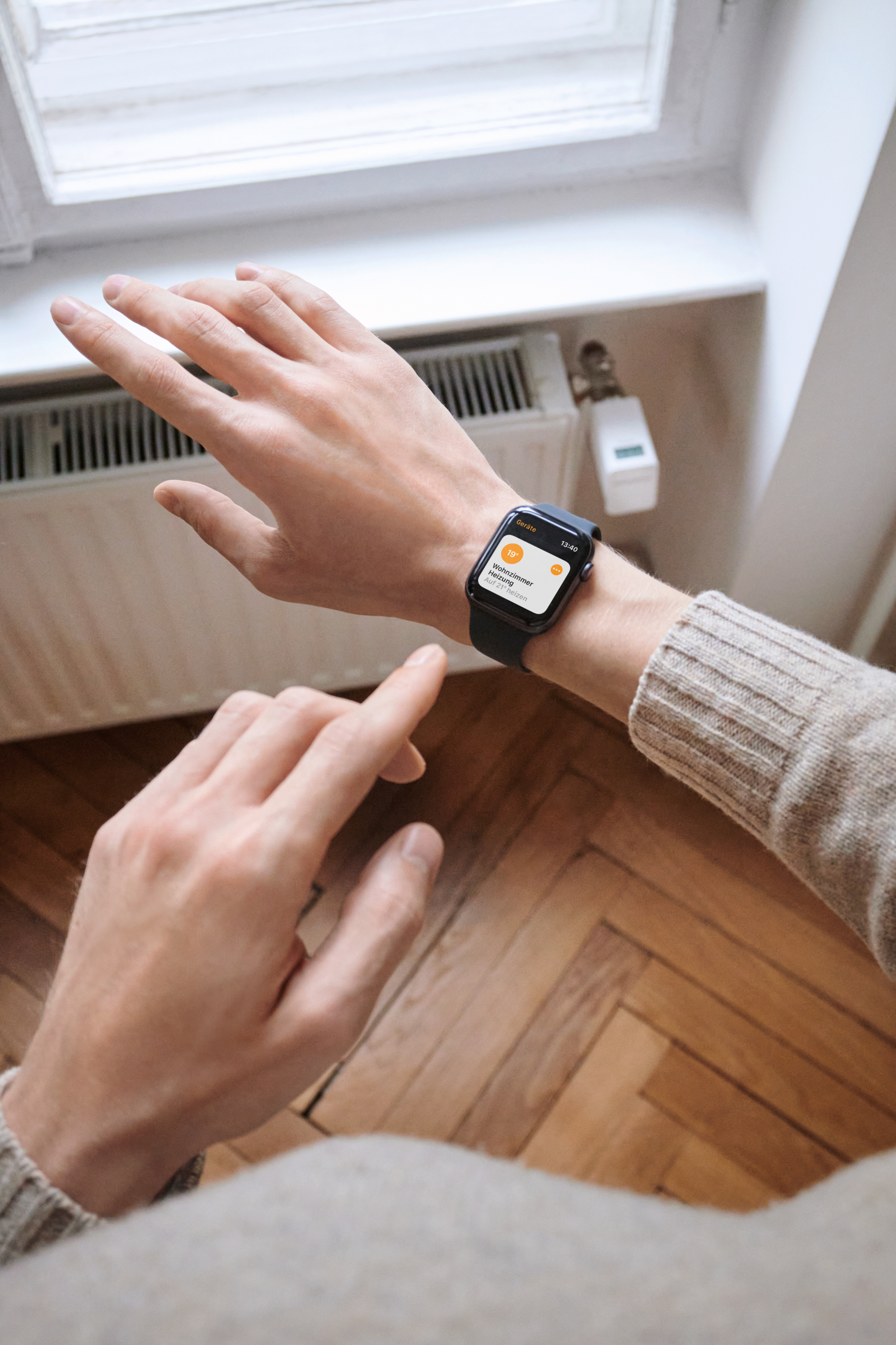 Bosch Smart Home steuerbar über Apple Watch