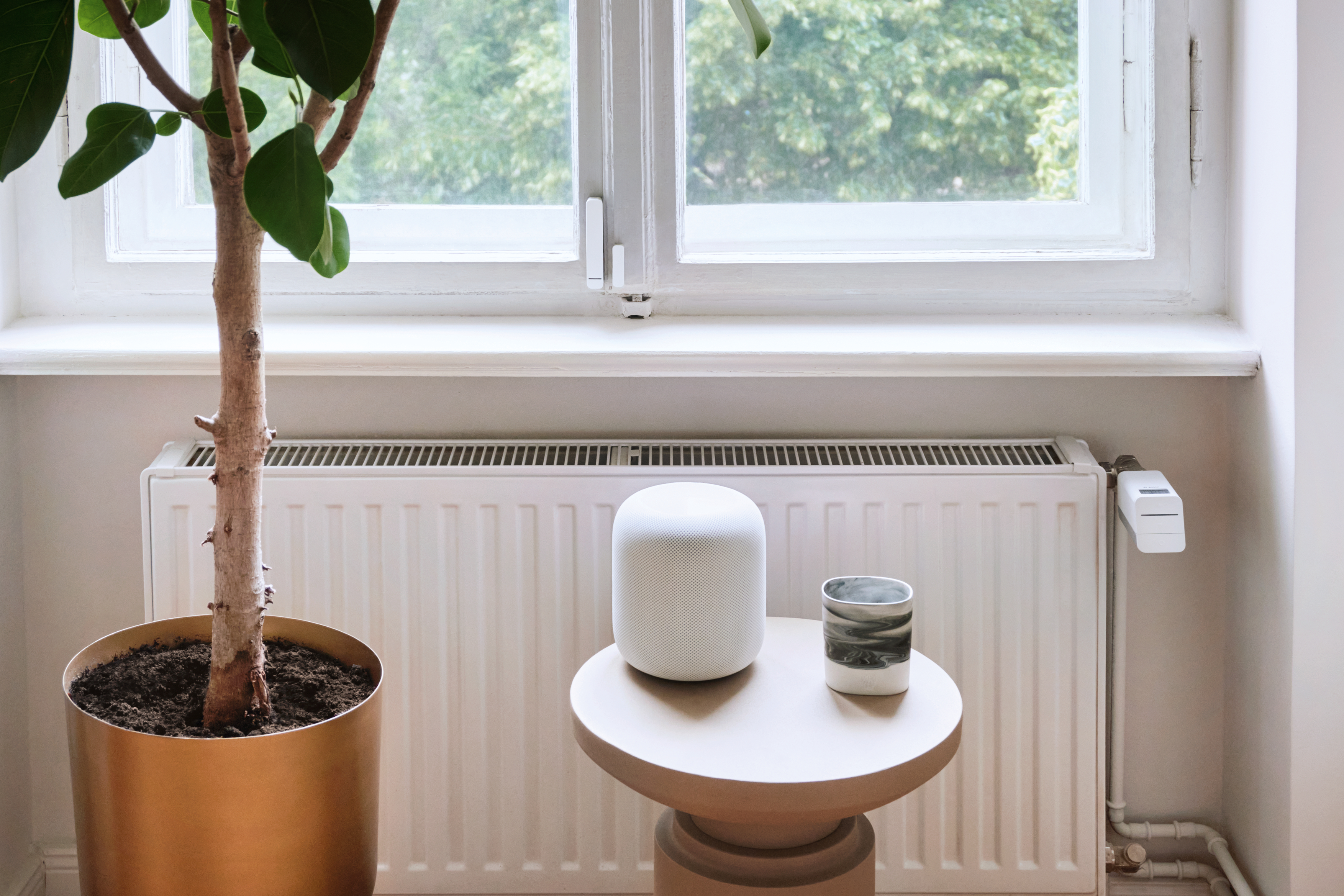 Bosch Smart Home steuerbar über Apple HomePod