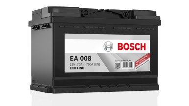 Bosch is reacting to current market requirements with its expanded range of batteries