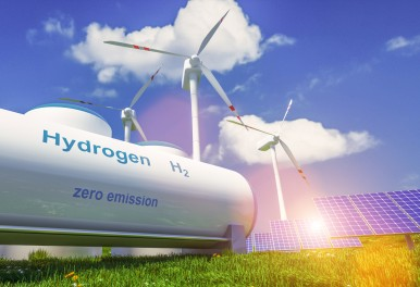 Green hydrogen for climate-neutral transport