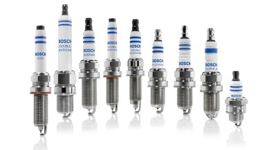 New: highly resilient Bosch EVO spark plugs