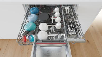 The PerfectDry dishwasher from Robert Bosch Hausgeräte