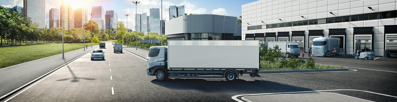 eRegioTruck powertrain solutions from Bosch