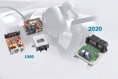 Evolution of the airbag system