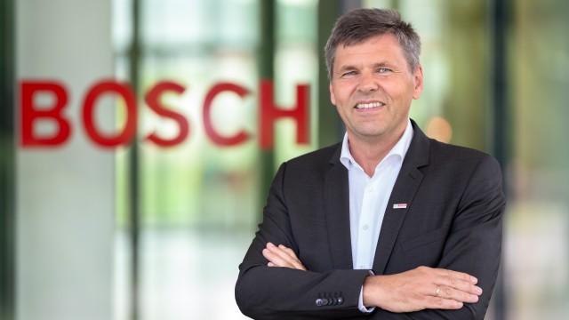 Dr. Michael Bolle - Bosch KI-Zukunftskompass 2020