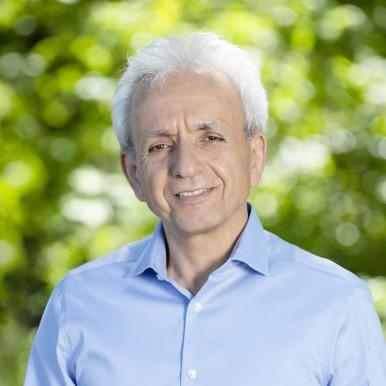 Ali Pourkeramati, CEO von FMC