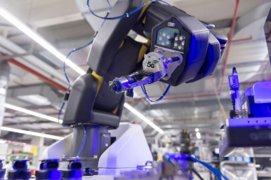 Flexible manufacturing thanks to 5G