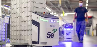 5G bei Bosch