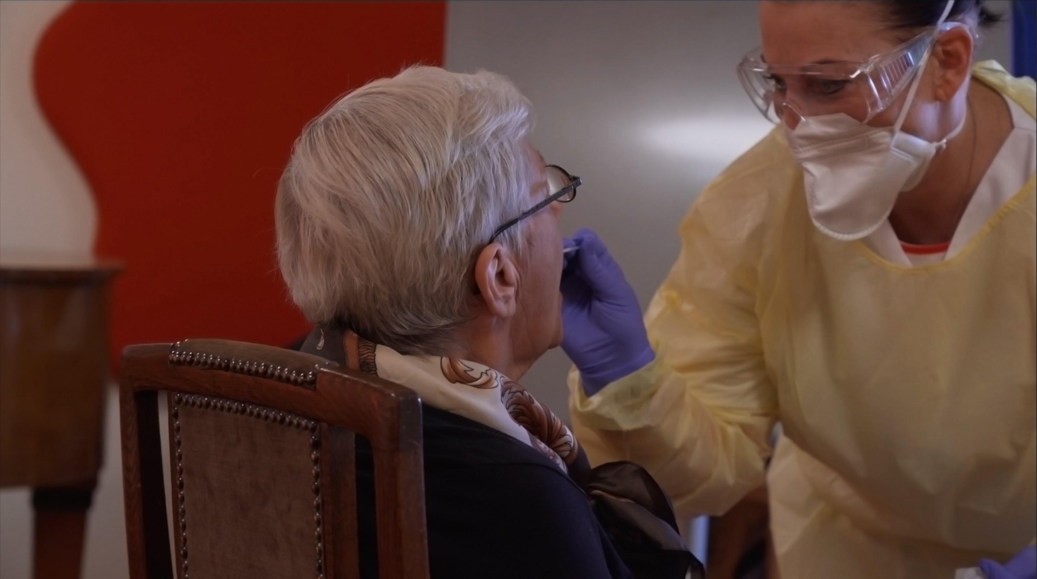 Test rapido di Bosch per il coronavirus fornisce risultati in meno di 30 minuti