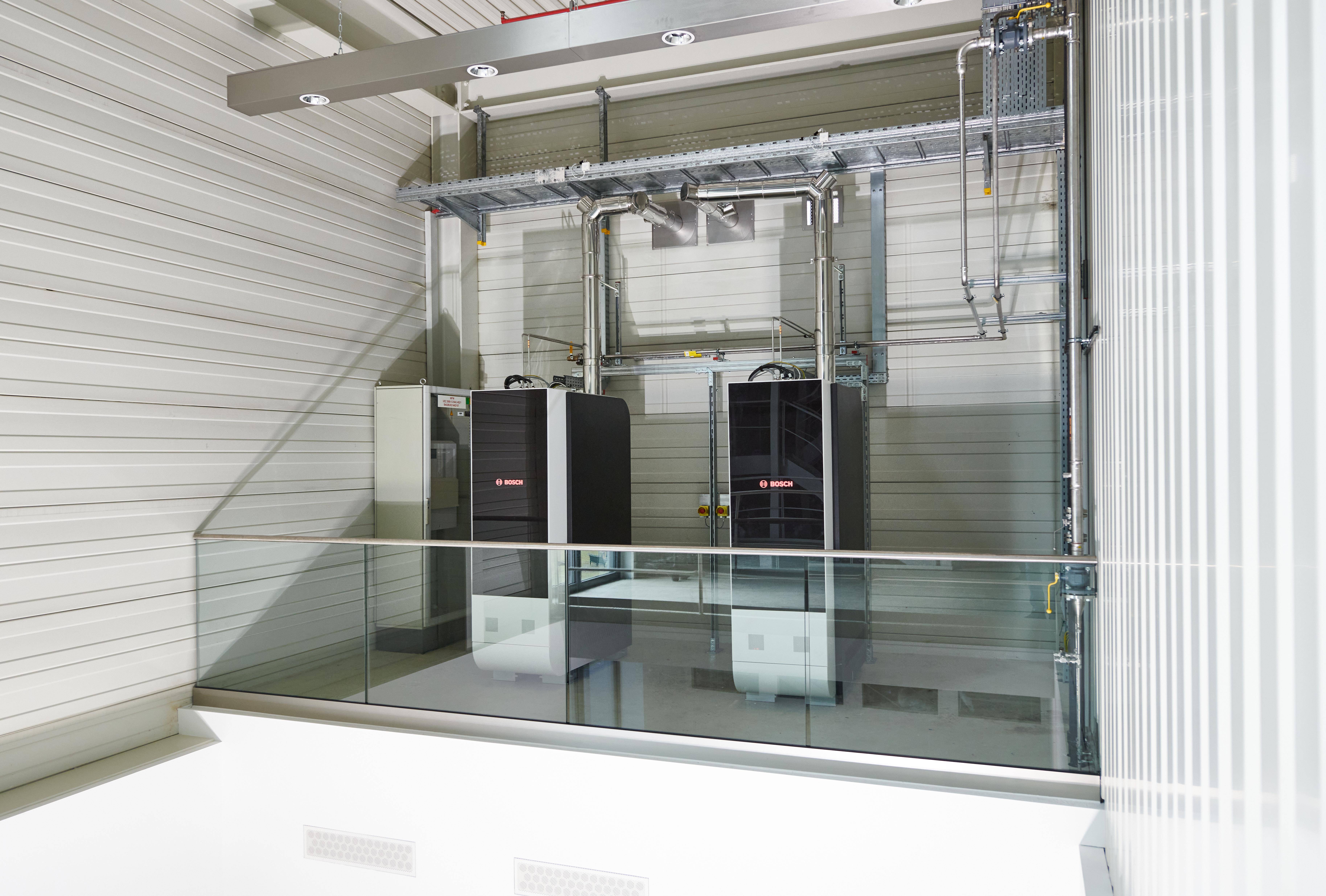 Stationäre Brennstoffzellen (SOFC) - Pilotanlagen