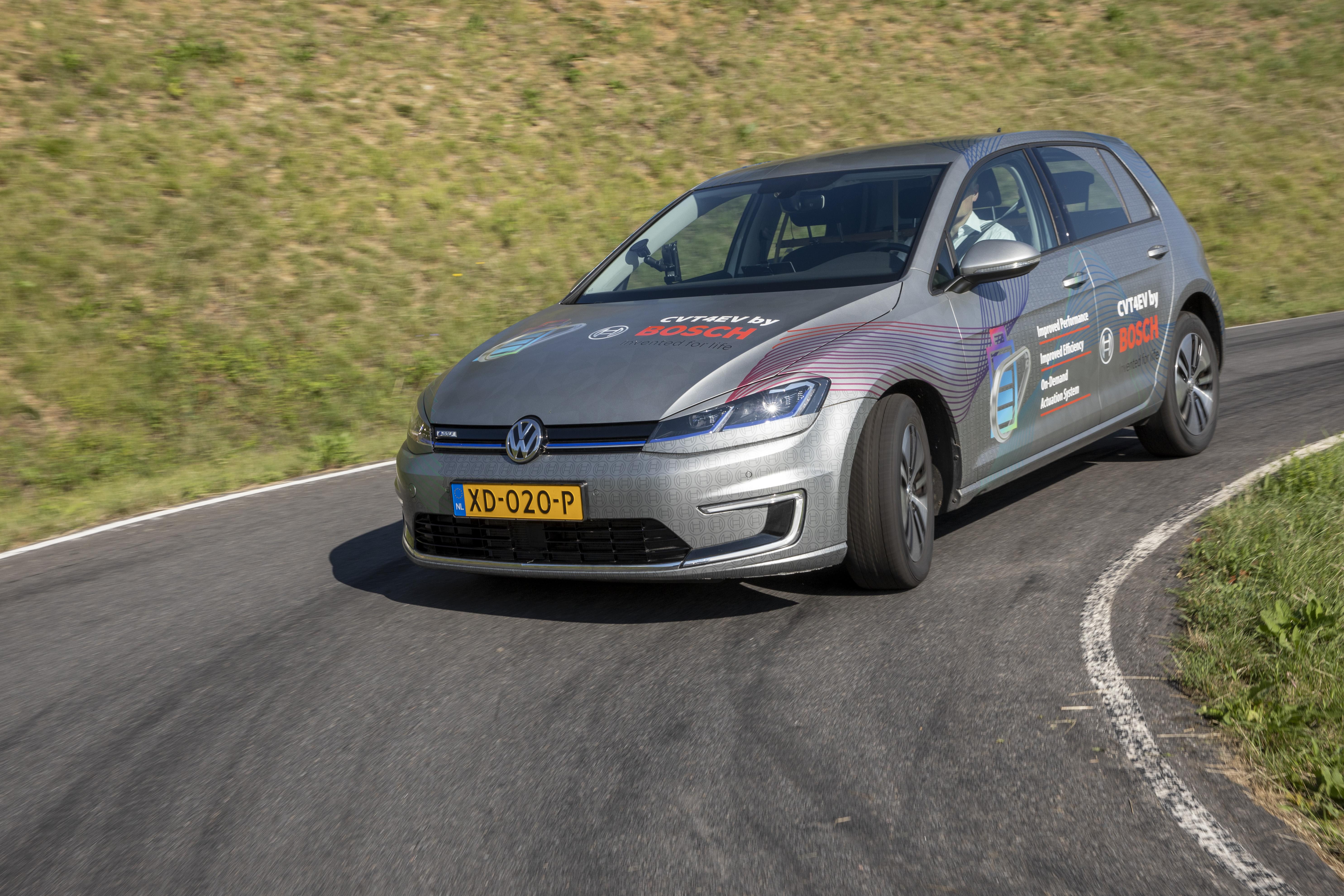 CVT4EV - stufenloses Automatikgetriebe für Elektrofahrzeuge