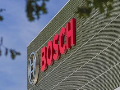 Halbleiterfabrik von Bosch in Dresden