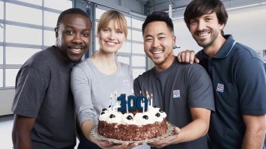 100 Jahre Bosch Car Service: Innovativ aus Tradition