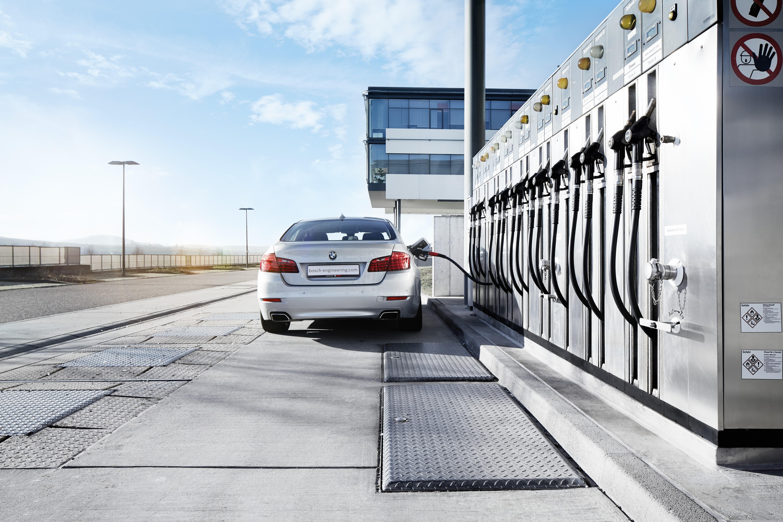 Bosch: eFuels sind Baustein für weniger CO₂