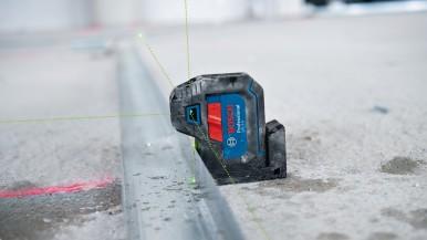 Grüne Laserdiode für optimale Sichtbarkeit: Neue Punktlaser-Generation von Bosch ...