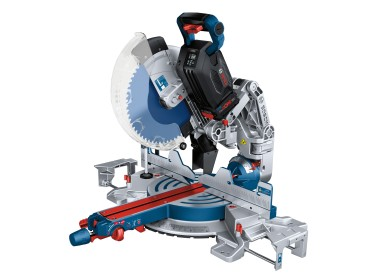A new dimension of performance: Biturbo miter saw from Bosch for professionals