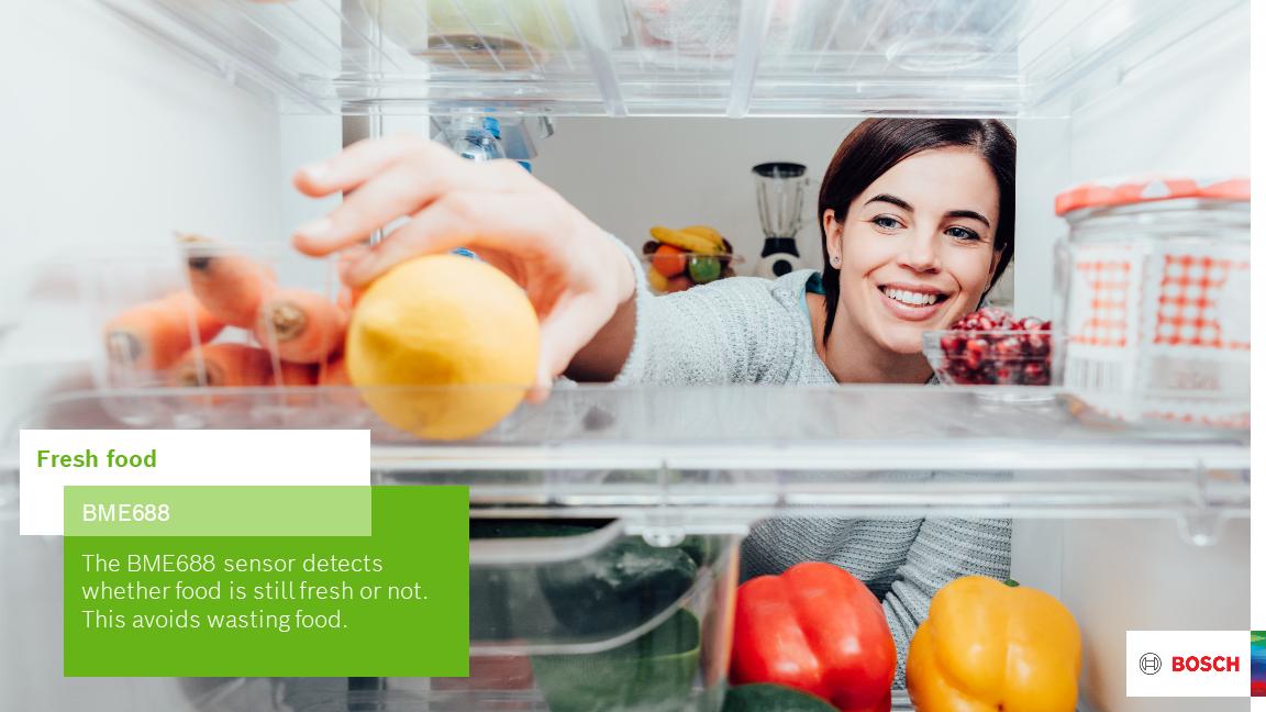 Food spoilage detection