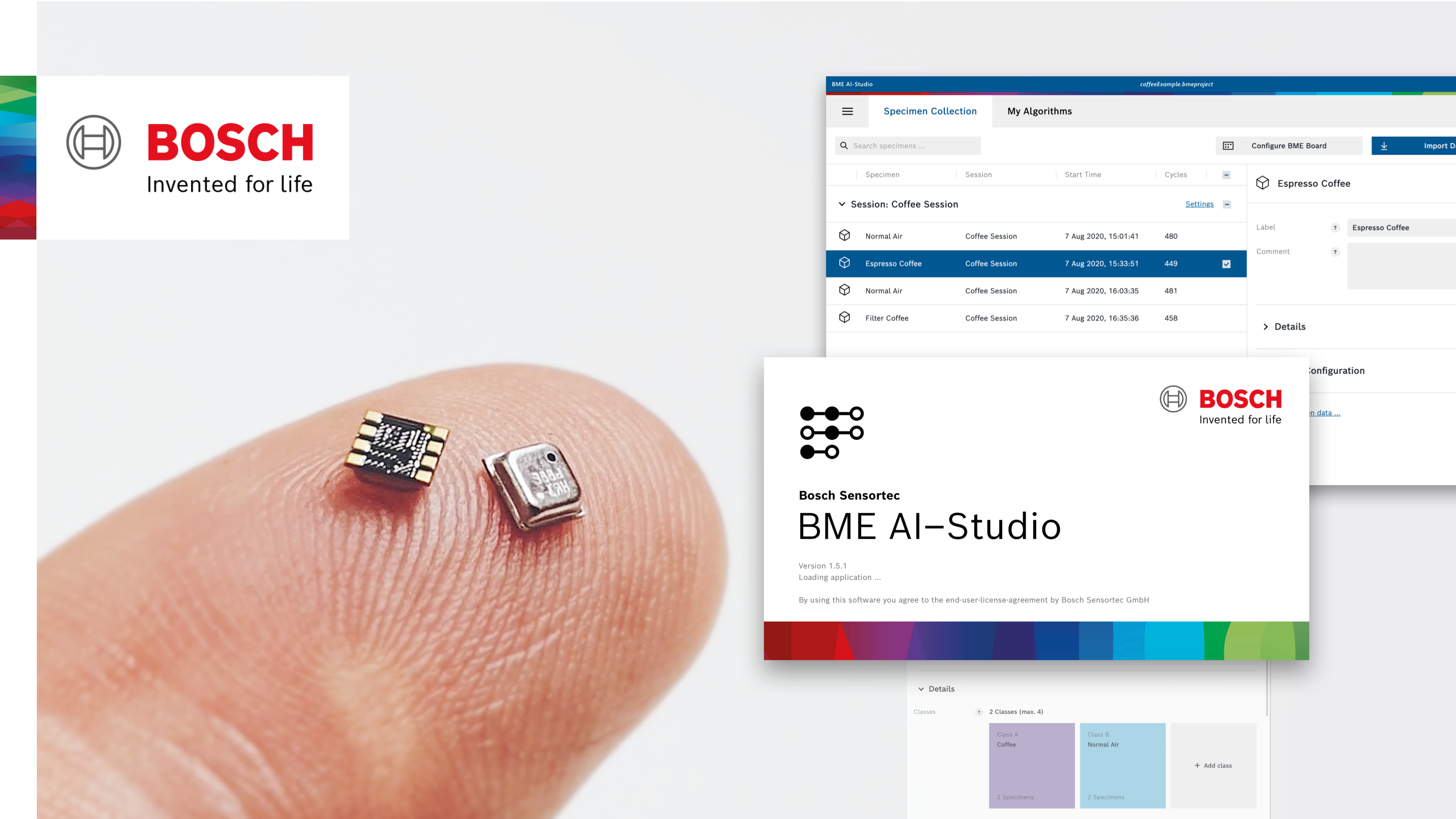 BME AI-Studio software