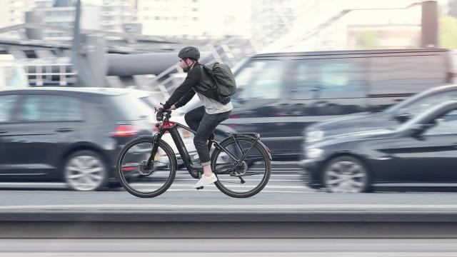 eBike Verkehrssicherheit
