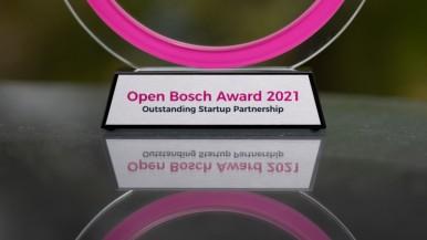Open Bosch Award für Start-ups Calimoto und Rossum
