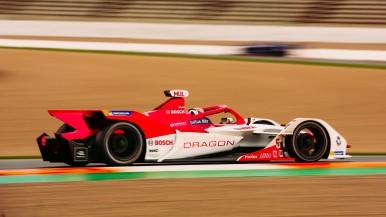 Motorsport unter Strom: Bosch und DRAGON / PENSKE AUTOSPORT vereinbaren langfris ...