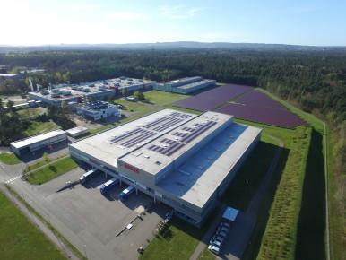 Qualitätsverbesserung durch KI im Bosch-Rexroth-Werk in Homburg