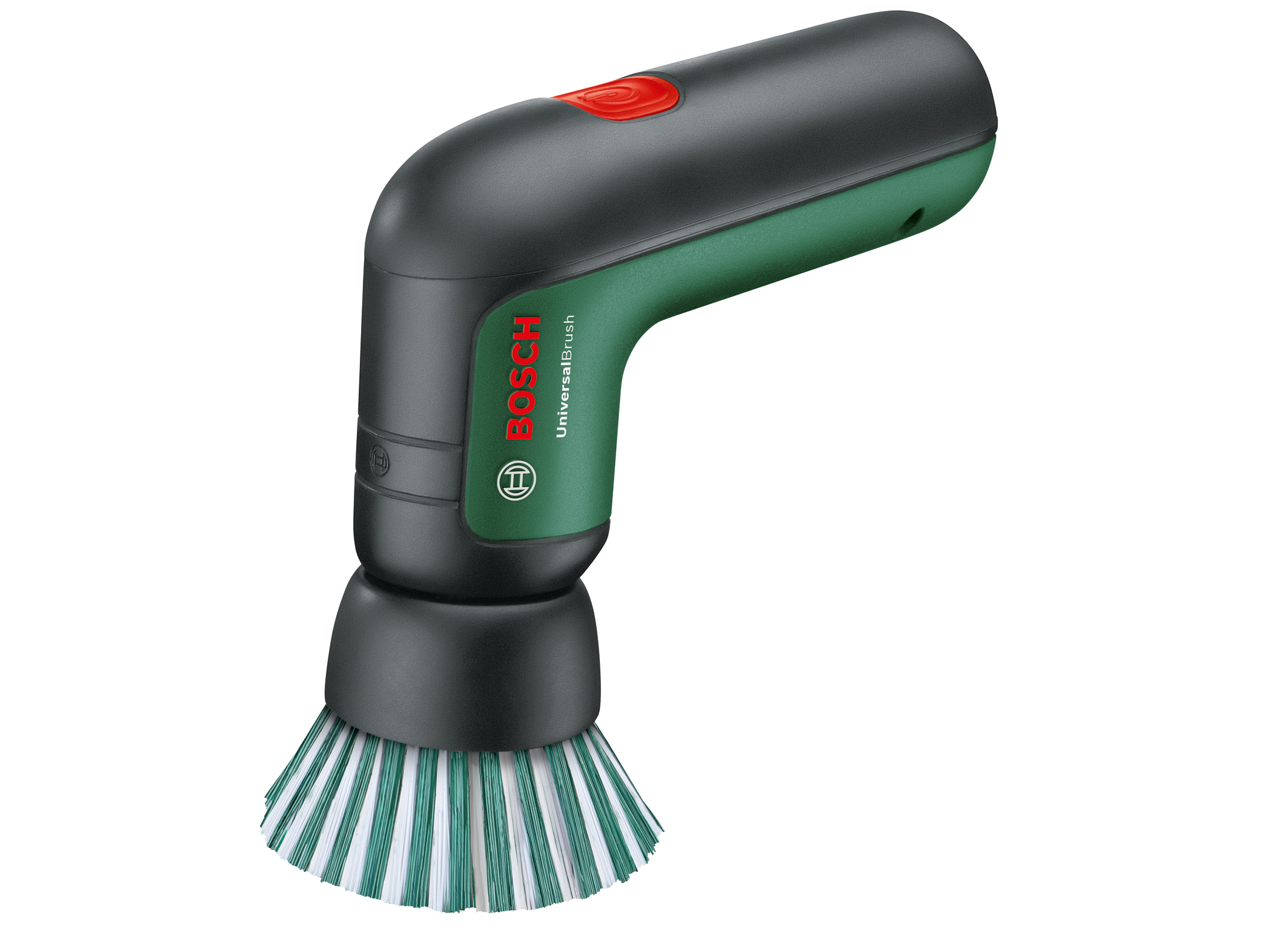 Powerful against stubborn dirt: UniversalBrush – cordless cleaning brush from Bosch