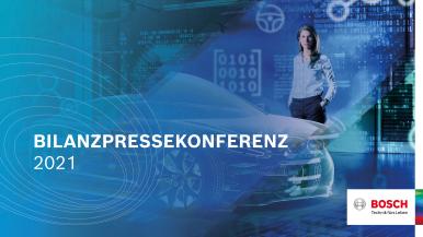 Bilanzpressekonferenz 2021