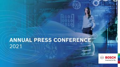 Annual press conference 2021