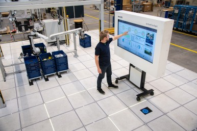 Industry 4.0 makes production more convenient
