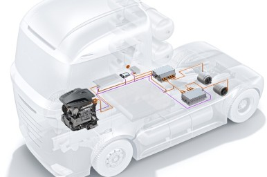 Emission-free mobility: Bosch and Qingling Motors cooperate on fuel cells