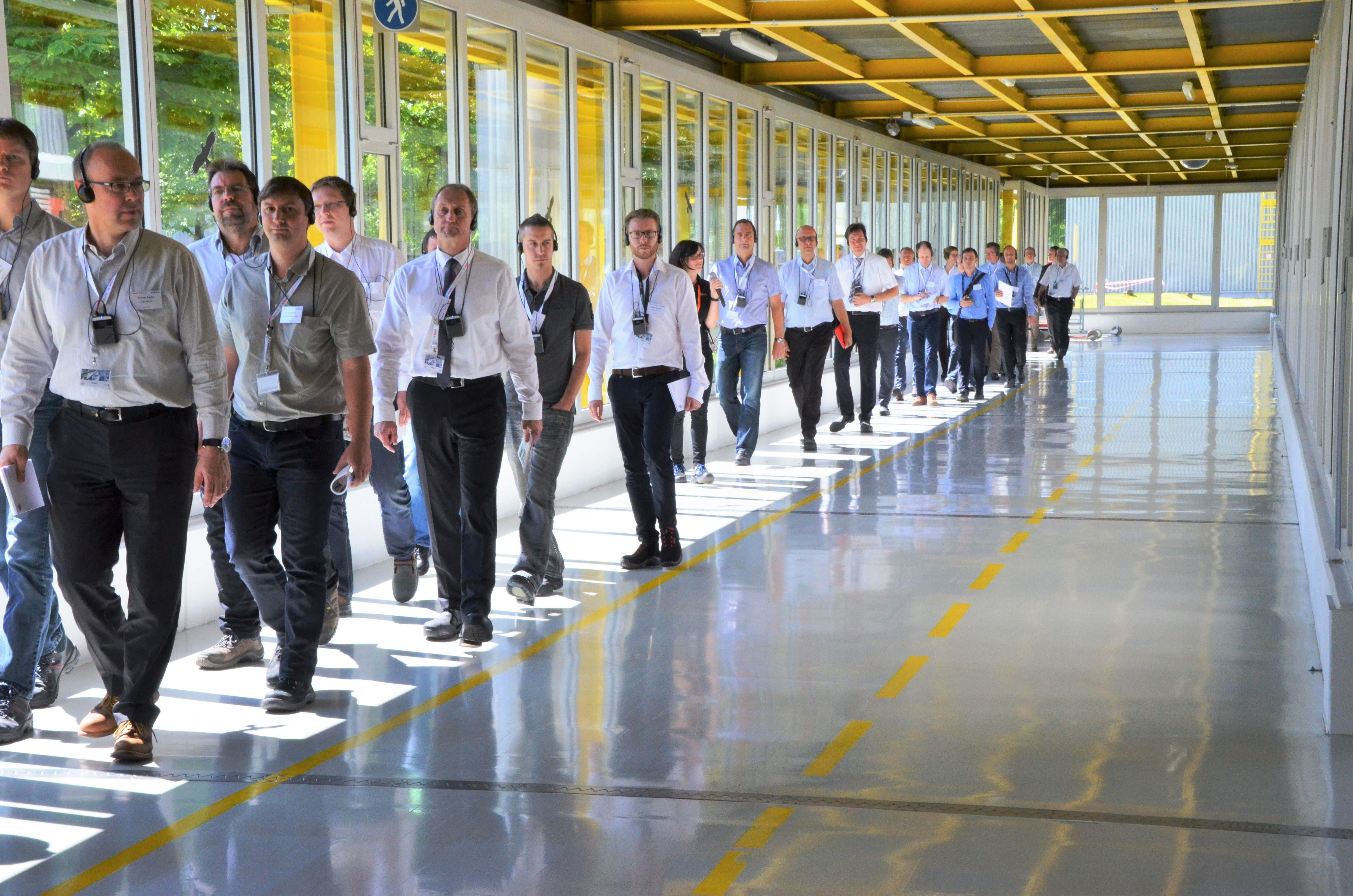 """Bosch learning journey """"Industry 4.0 live"""""""