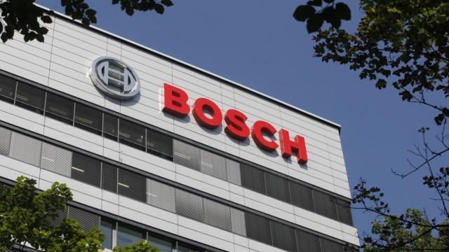 Corporate headquarters of Robert Bosch GmbH in Gerlingen, near Stuttgart.