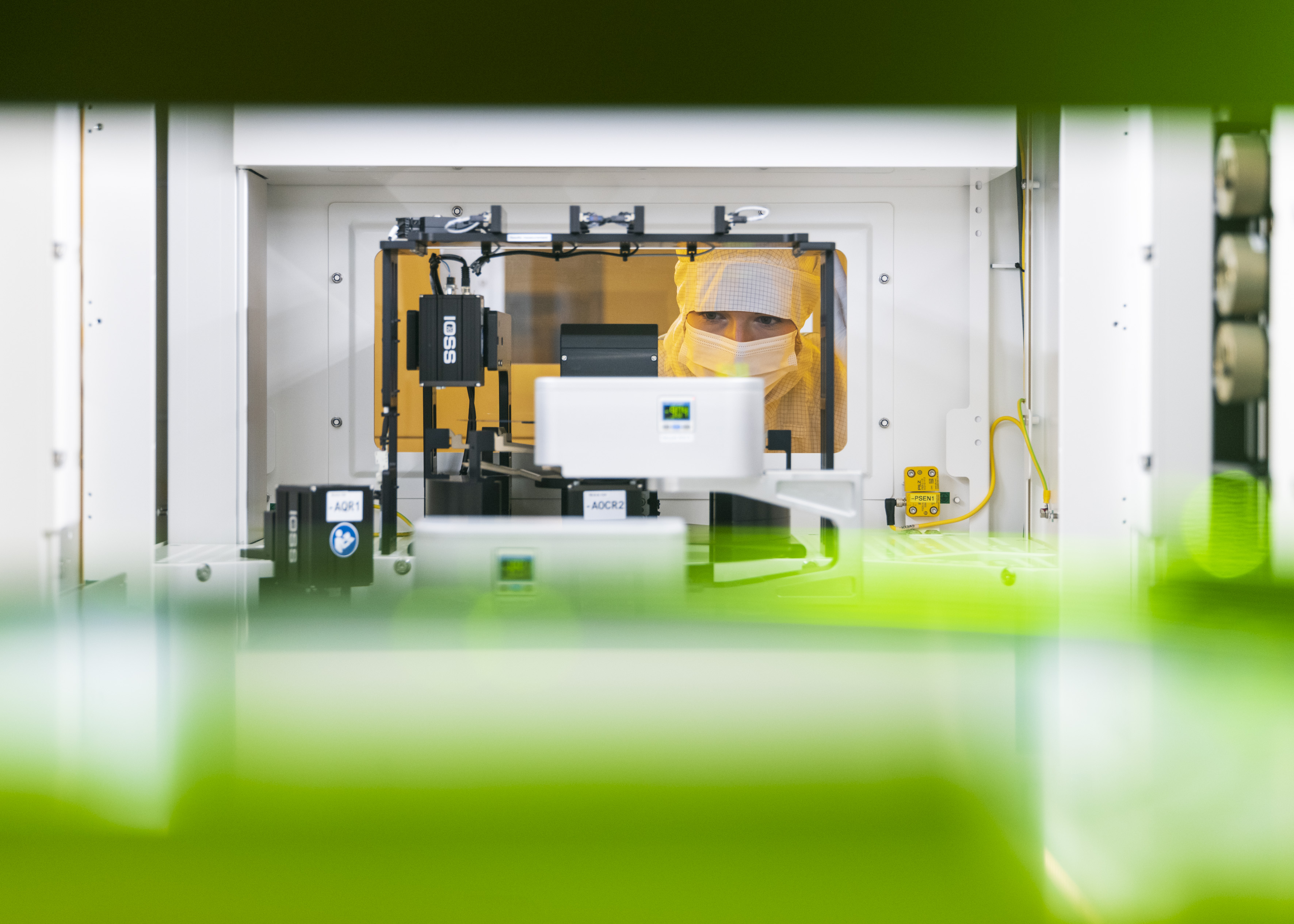 Bosch chip factory of the future in Dresden