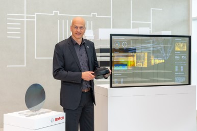 Bosch opens chip factory of the future in Dresden