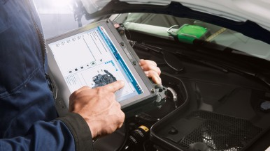Bosch Esitronic 2.0 Online diagnostic software now with repair and maintenance i ...